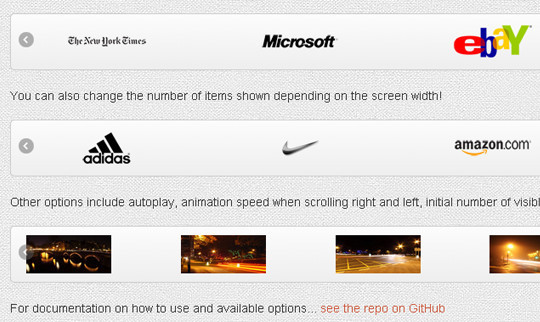 A Cool Collection Of jQuery Plugins To Make Your Website More User Friendly 16