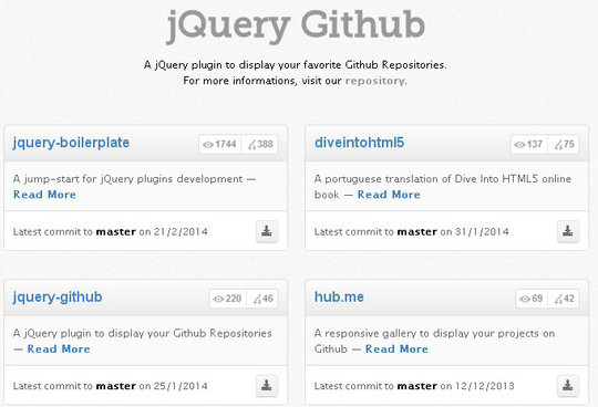 A Cool Collection Of jQuery Plugins To Make Your Website More User Friendly 10