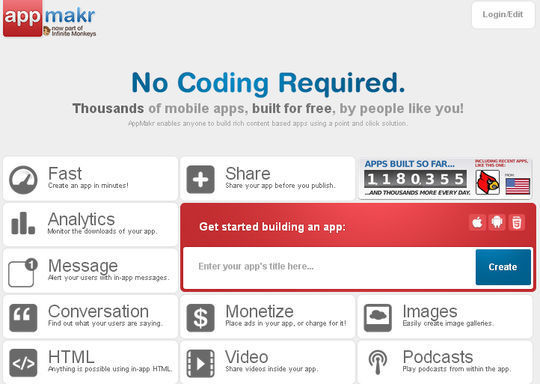 12 Mobile App Development Frameworks and Tools 4