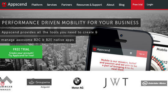 12 Mobile App Development Frameworks and Tools 12