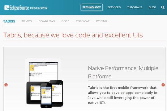 12 Mobile App Development Frameworks and Tools 9