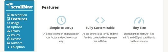 28 Exciting And Fresh jQuery Navigation Plugins 6