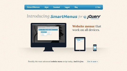 28 Exciting And Fresh jQuery Navigation Plugins 8