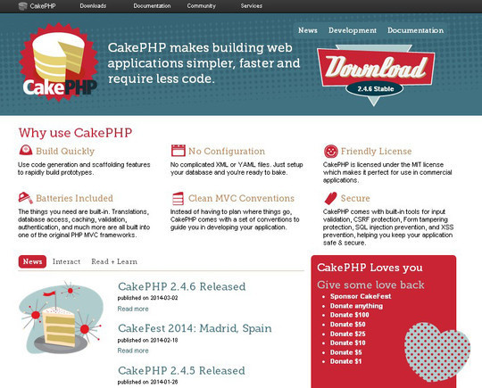 Useful PHP Classes & Libraries For Fast Development 21