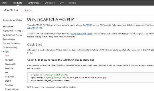 Useful PHP Classes & Libraries For Fast Development 24