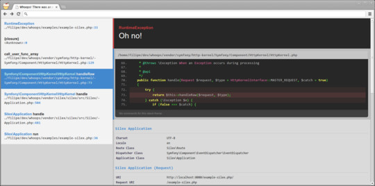 Useful PHP Classes & Libraries For Fast Development 6
