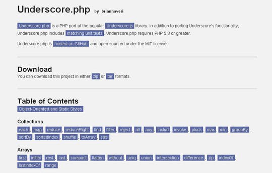 Useful PHP Classes & Libraries For Fast Development 38