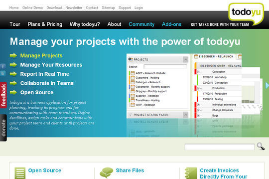 40 Useful Project Management Tools (Free & Premium) 7