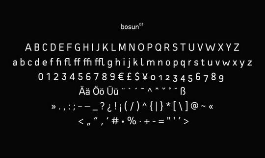 15 Free Superb Sans-Serif Fonts For Designers 18
