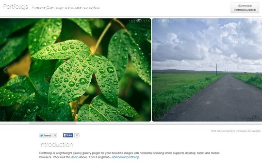33 Enticing Scrolling Effects JQuery Plugins 32