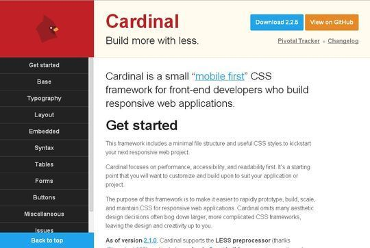 40+ Fresh Tools And Frameworks For Web Developers 33