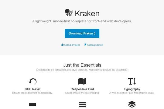 40+ Fresh Tools And Frameworks For Web Developers 36