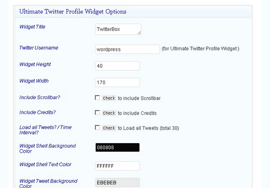 13 Most Useful Twitter Plugins For WordPress 11