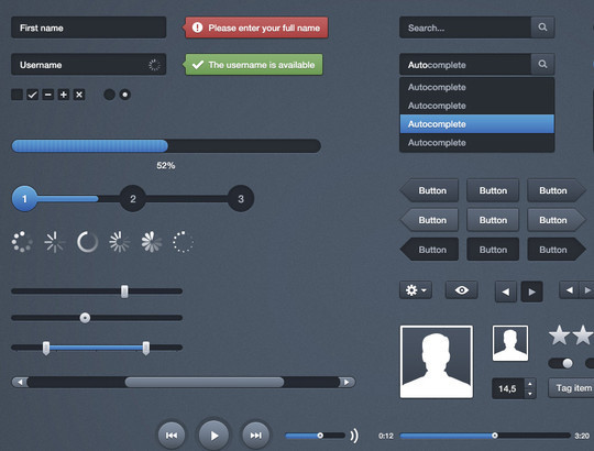 14 UI Wireframe Stencils For Quick Prototyping 13