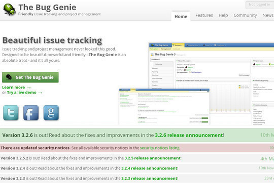 12 Bug Tracking Applications For Developers 11