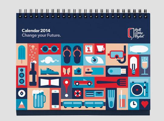 14 Creative Calendar Design Ideas 7