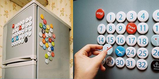 14 Creative Calendar Design Ideas 10