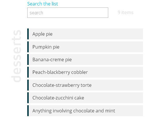 13 Really Useful HTML5, CSS3 & jQuery Search Form Tutorials 13