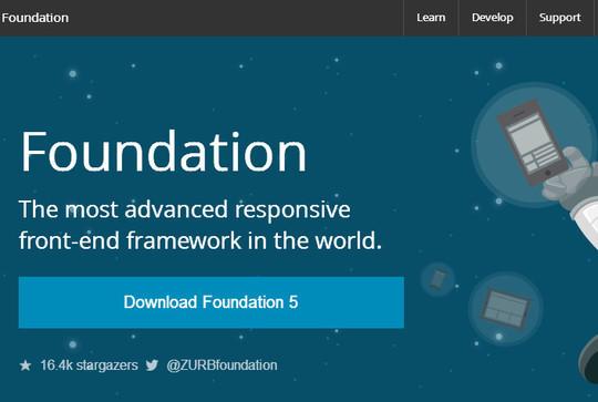 10 CSS Frameworks for Web Developers 4