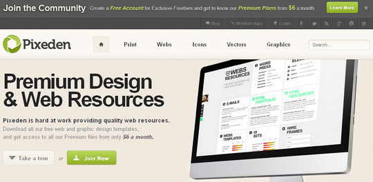 9 Superb Places To Find Fresh Free Design Resources 2
