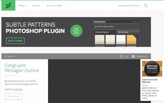 9 Superb Places To Find Fresh Free Design Resources 5