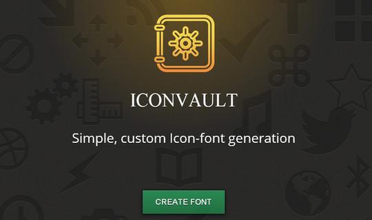 Free Custom Icon Font Generators for Designers 4