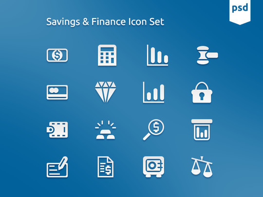 20 Fresh and Beautiful Icon Sets for Free 13