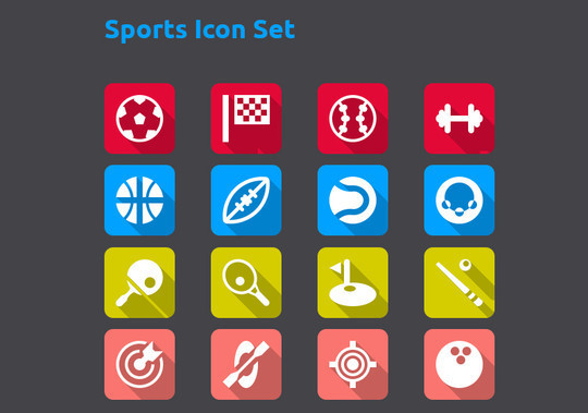 20 Fresh and Beautiful Icon Sets for Free 2