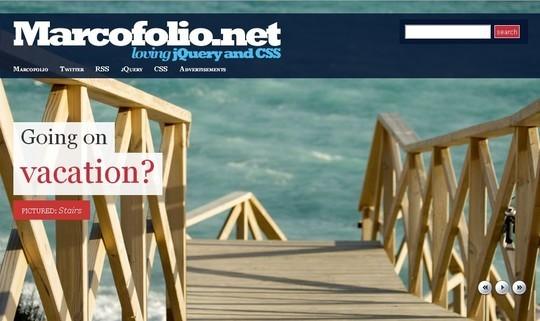 10 Stylish Free Full Screen jQuery Slideshow 6