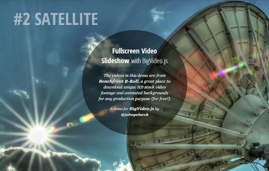 10 Stylish Free Full Screen jQuery Slideshow 8