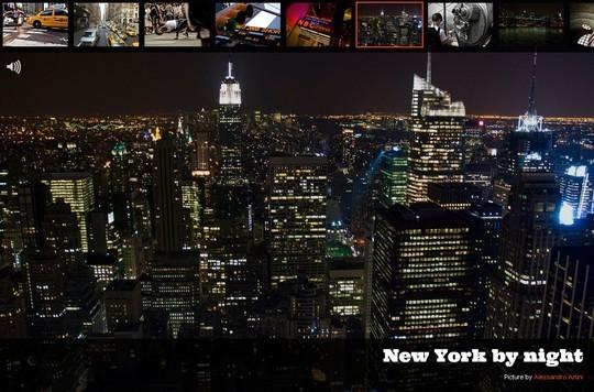 10 Stylish Free Full Screen jQuery Slideshow 10