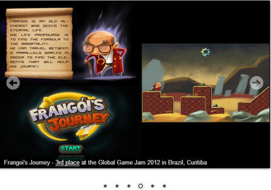 Collection of Javascript & HTML5 Game Engines Libraries 13