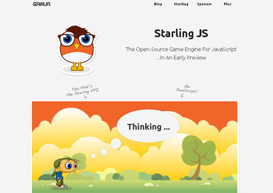 Collection of Javascript & HTML5 Game Engines Libraries 19