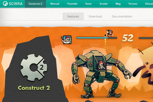 Collection of Javascript & HTML5 Game Engines Libraries 28