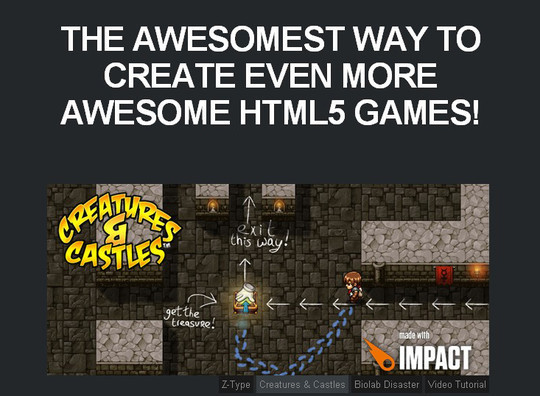 Collection of Javascript & HTML5 Game Engines Libraries 31
