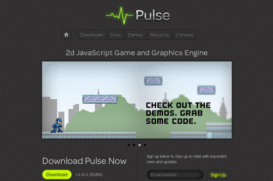 Collection of Javascript & HTML5 Game Engines Libraries 3