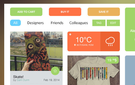 45 Free Design Resources: HTML5, CSS, UI Kits And PSDs 21