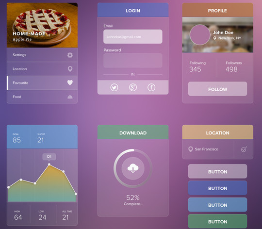 45 Free Design Resources: HTML5, CSS, UI Kits And PSDs 26