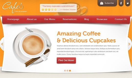 45 Free Design Resources: HTML5, CSS, UI Kits And PSDs 8