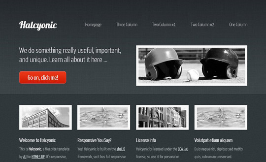 45 Free Design Resources: HTML5, CSS, UI Kits And PSDs 10