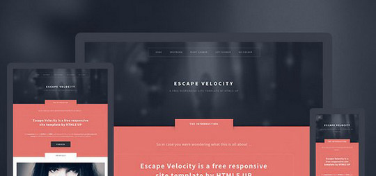45 Free Design Resources: HTML5, CSS, UI Kits And PSDs 6
