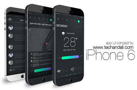 40 iPhone And Android Mockups Photoshop Files For Free Download 6