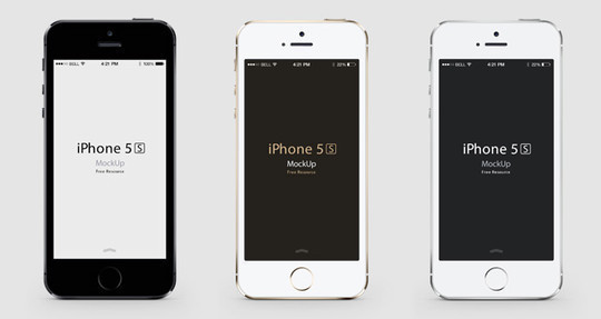 40 iPhone And Android Mockups Photoshop Files For Free Download 7