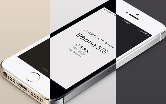 40 iPhone And Android Mockups Photoshop Files For Free Download 3