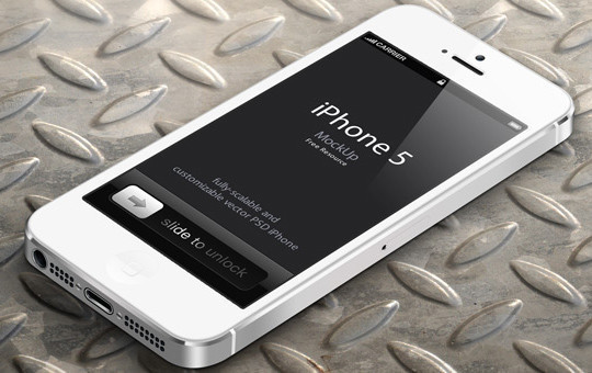 40 iPhone And Android Mockups Photoshop Files For Free Download 4