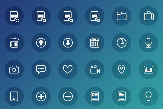 Collection Of Free High-Quality Line Icon Sets 5