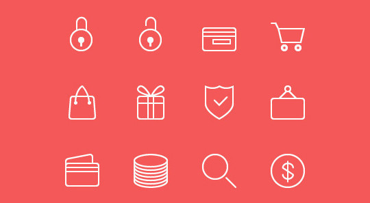 Collection Of Free High-Quality Line Icon Sets 24