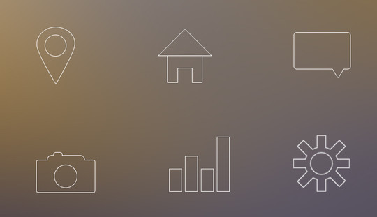 Collection Of Free High-Quality Line Icon Sets 28