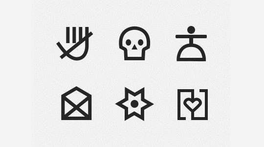 Collection Of Free High-Quality Line Icon Sets 29