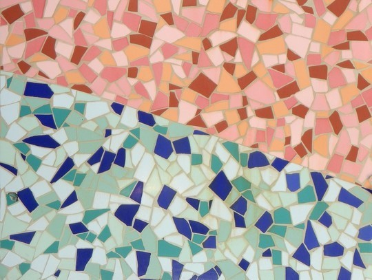 Fresh And Free Abstract Mosaic Textures 1